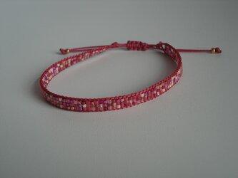 Bracelet --Pink-- Size XSの画像