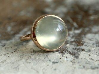 K10[月兎のムーンストーン]ringの画像