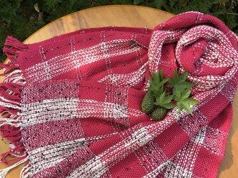 厳選された綿素材のスト-ルの画像
