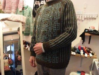 SALE メンズセーターの画像