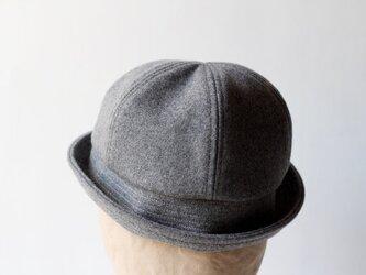 SAILOR HAT | WOOL c/#SILVERGRAY【56~59cm】の画像