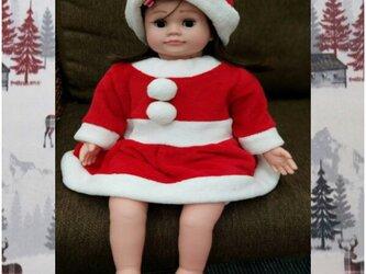 お話し桃色花子 クリスマスバージョン  送料無料の画像