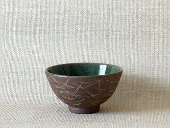 象嵌青磁釉碗の画像