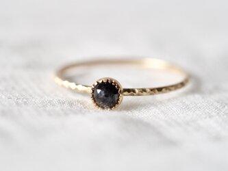 願い事のリング noirの画像
