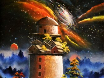 灯台で生きる住人達の画像