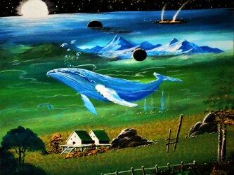 時空のゆがんだ・緑の惑星2の画像