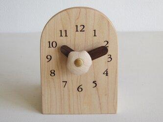 卓上タマゴ時計の画像