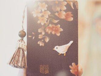 ★台湾花布★手帳型スマホケース(全機種対応)№36【受注製作】の画像