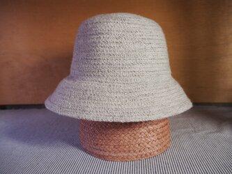 毛糸ブレード キャペ(白)の画像