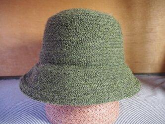 毛糸ブレード キャペ(グリーン)の画像