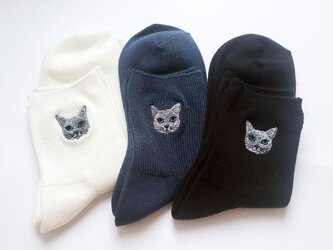 猫靴下 ルーク ROOK 再入荷済み☆の画像