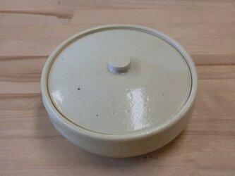 綿雪フタもの容器の画像