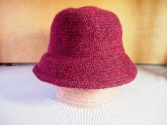 毛糸ブレード キャペ(赤)の画像