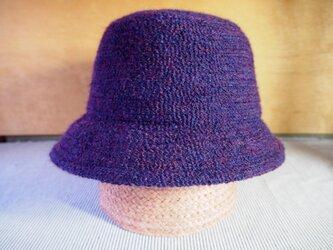 毛糸ブレード キャペ(パープル)の画像