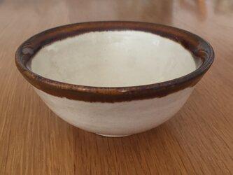 小さめ器 (湯呑み)あめ釉薬の画像