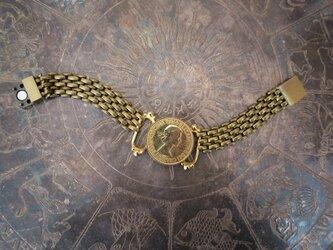コインブレスレット vintage bracelet coin <BL5-1219>の画像