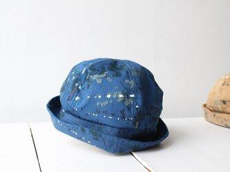 "MM×iwase yuka ""limited"" SAILORHAT BLUE 【M:56~59cm】の画像"