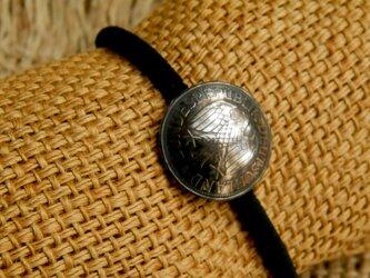 #H122  Deutsche(旧西独)Coin Hair Elasticの画像