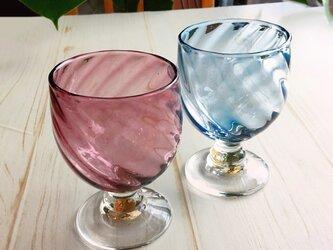 ウメッちゃグラス ペアグラス プレゼント ギフトにの画像
