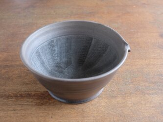 焼締 すり鉢の画像