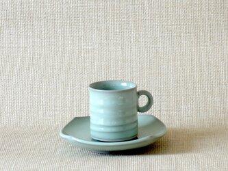 デミタスカップ&ソーサーの画像