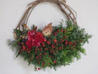 クリスマス・お正月ハーフリースの画像