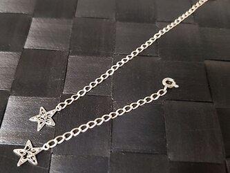お気に入りのネックレスなのに長さが足りない!そんな時のチョイ足しネックレスの画像