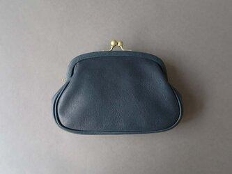 gama purse (blue)の画像