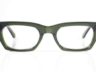 手作りセルロイド眼鏡045-CGCGの画像