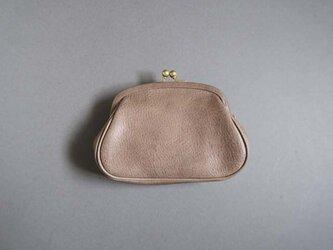 gama purse (grege)の画像