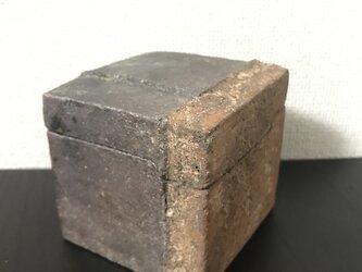 焼締蓋器(小物入れ)の画像