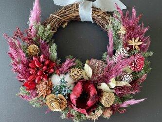 PalmFlower wreathの画像