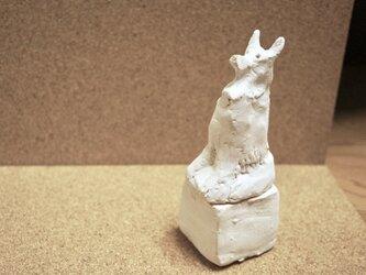 犬のアロマストーン小箱 02の画像