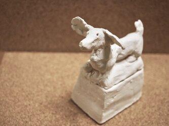オーダー犬アロマ小箱の画像