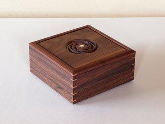 小箱二段(宝石箱)の画像