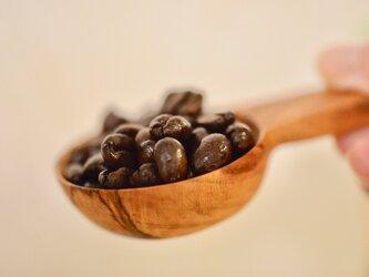 【木製】さくらの木のコーヒーメジャーの画像