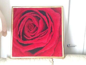 手織り額1の画像