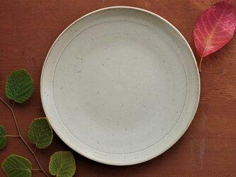チタンマットの大皿 1点ものの画像