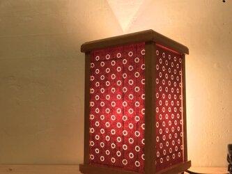 伊勢型紙の灯り A-4の画像