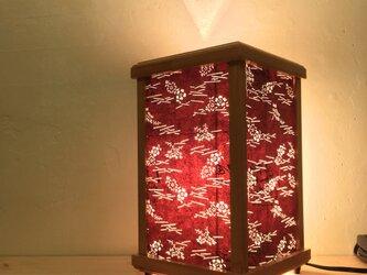 伊勢型紙の灯り A-9の画像