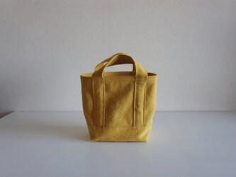 TOTE BAG (S) / mustardの画像