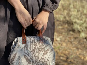Boston bag S size [Meadow's Edge]の画像