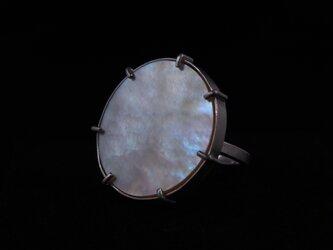 月のリング(絵のない絵本)の画像