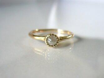 木ノ実のダイヤの指輪(K10)の画像
