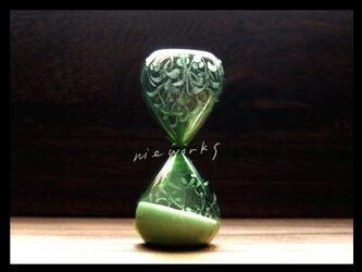 【受注制作】砂時計*s--ヤドリギの画像