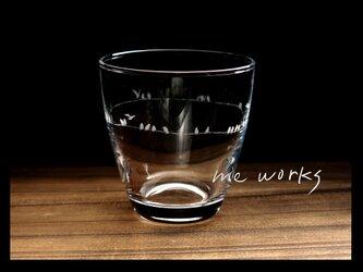 【受注制作】グラス--コトリの画像
