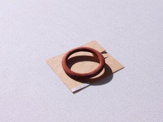 round丸ブローチ【パドック】の画像