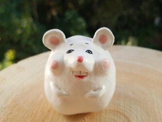 小さなネズミちゃん 1号の画像