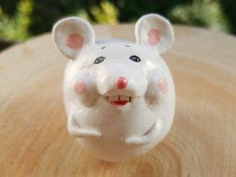 小さなネズミちゃん 2号の画像