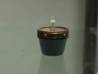 「seed」 ピアス(イエローダイヤモンド)の画像